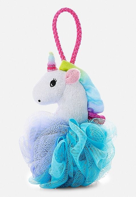 Unicorn Loofah Justice Art Supply Organization Unicorn