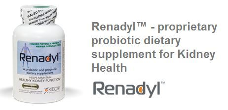 Renadyl - Kidney Health