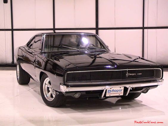 Dodge Charger: