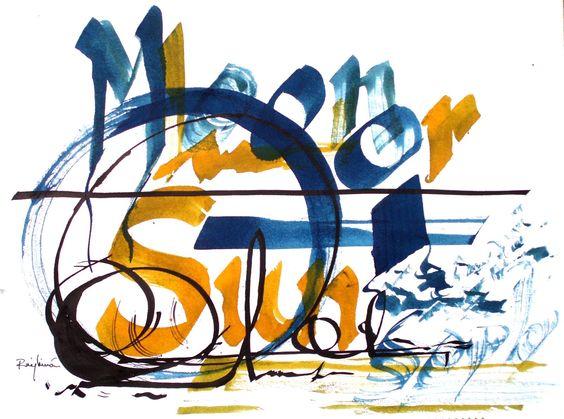Ruizlimon - artista visual: Uno, dos, tres...probando. Uno, dosss, tresss...