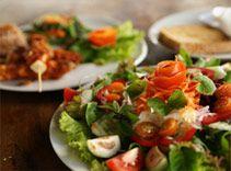 Organic Food & Restaurant in Ubud, Bali. Sari Organik. Mmm yummy!