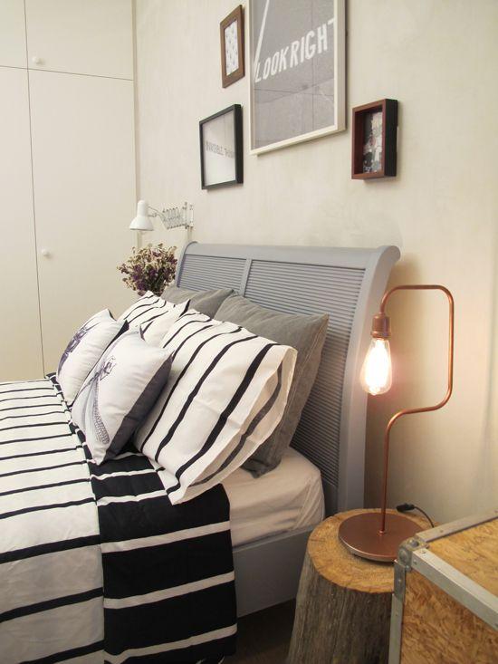 Decorviva: Um quarto por dia / Inspiração Black & White