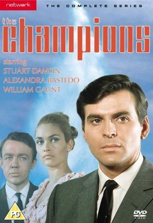 The Champions (1968) TV Series.  Alexandra Bastedo wore the most amazing chic suits.