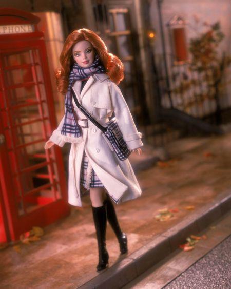 Burberry Barbie