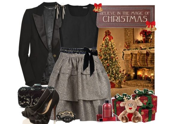 Dress Code: Office Christmas Party – Etiquette Tips - Manners ...