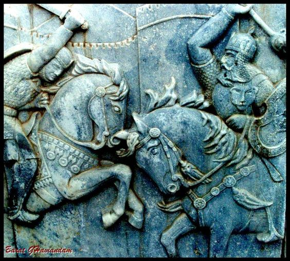 Persian Empire: Sassanid, Emperor And Persian On Pinterest
