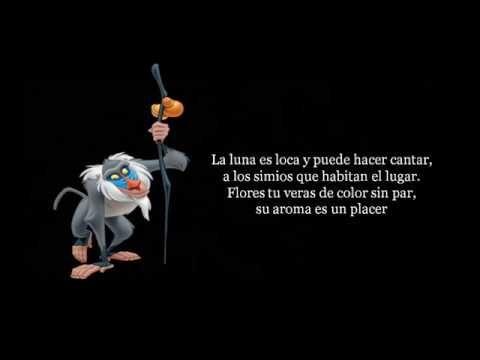 Letras De Disney Actualizando Youtube Walt Disney Records Rey Latino