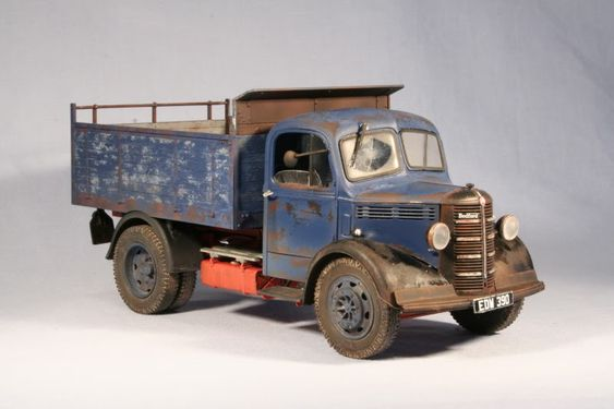 Truck Model. Bedford?