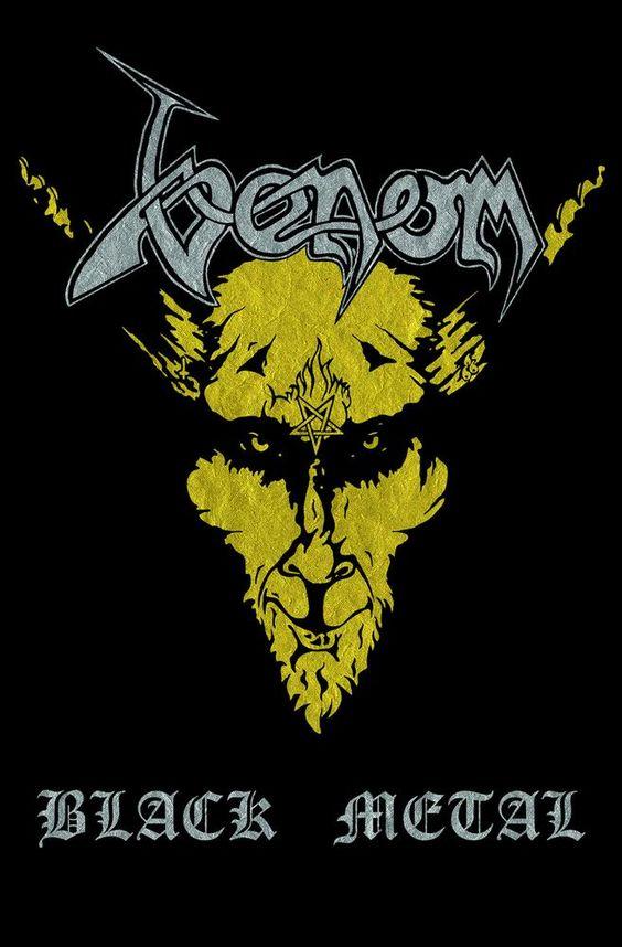 Venom ~ Black Metal