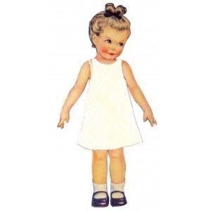 English Translation of Eglantine Child's Dress, Citronille