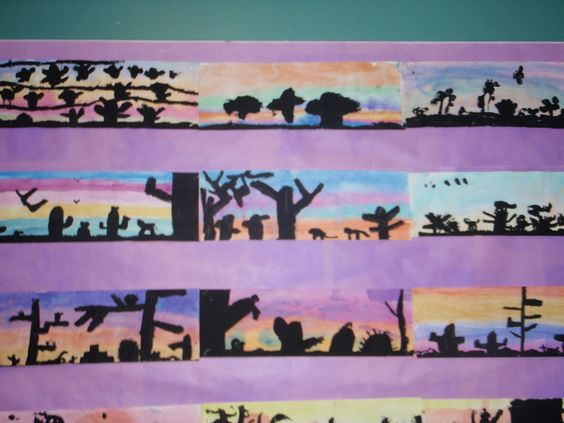 Fayston Elementary Art: reading connection