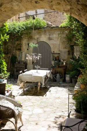 tuscany style by louellaa