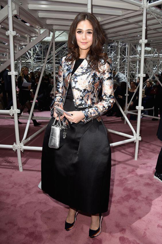 Galeria de Fotos Natalie Portman e mais convidados na fila A da Alta-Costura da Dior // Foto 7 // Lifestyle // FFW