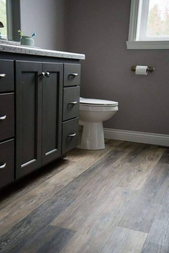 Best Moisture Resistant Flooring For Bathrooms