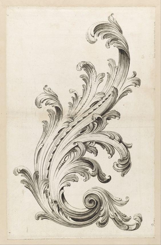 Alexis_Peyrotte_-_Acanthus_Leaf_Design_-_Google_Art_Project.jpg (2110×3201)