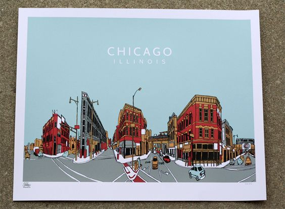 Chicago, by Hero and Sound