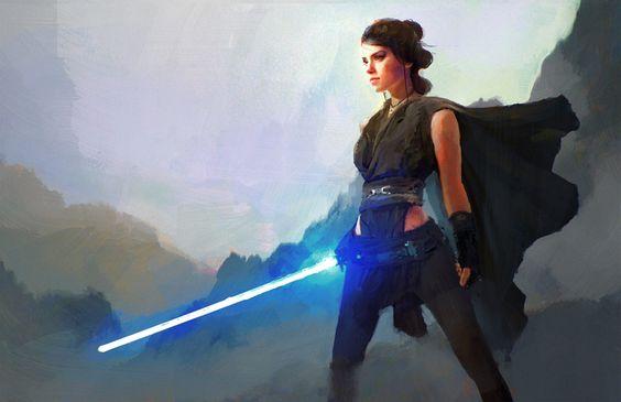 star wars rey | Fond d'ecran Rey Star Wars - Wallpaper