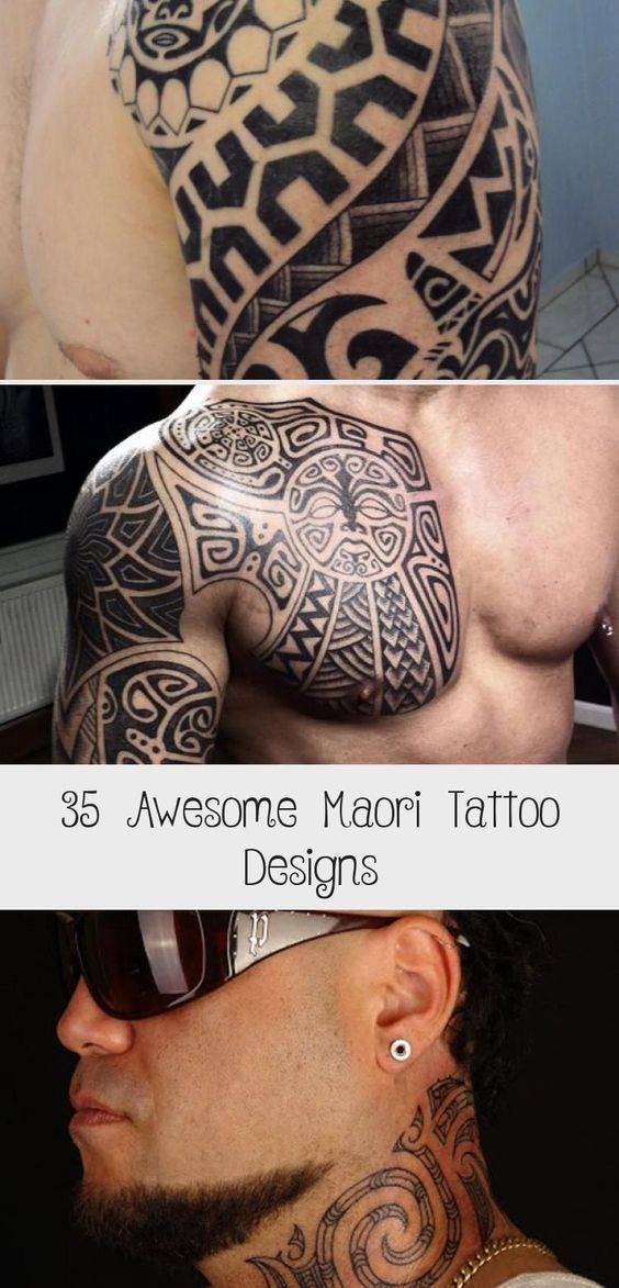 35 Awesome Maori Tattoo Designs Tattoo Ideas Maori