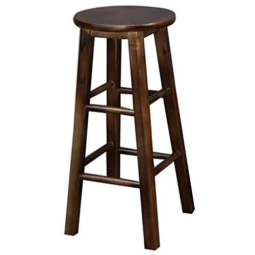 Upholstered Bar Stools Family Breakfast Bar Stool Wooden Kitchen Seat Sitting Height 70cm Dining Chairs Color With Images Upholstered Bar Stools Breakfast Bar Stools