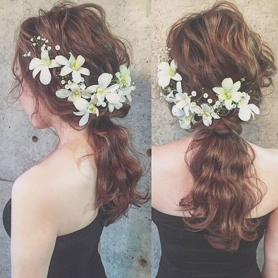 #weddinghair: