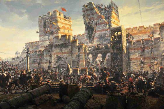 Caída de Constantinopla 919576599b40ebb2c438a9a4b5b811a3