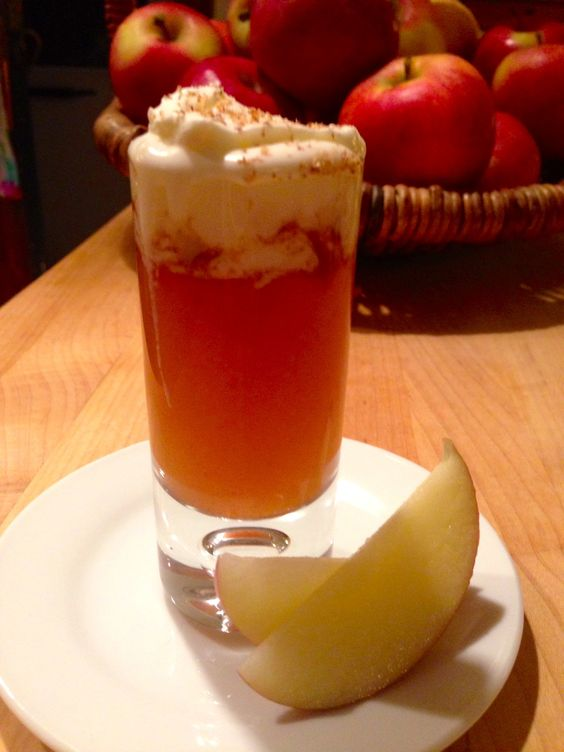 Hot Apple Pie Cocktail — Be Fed Again
