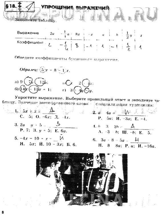 Готовые домашние задание по башакому и нефедову за 4 класс