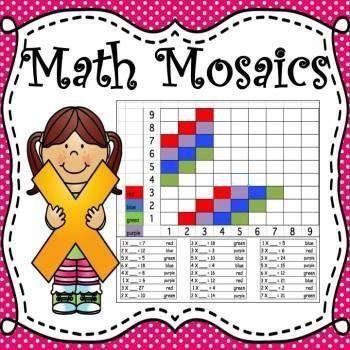 math mosaic patterns math facts and art. Black Bedroom Furniture Sets. Home Design Ideas
