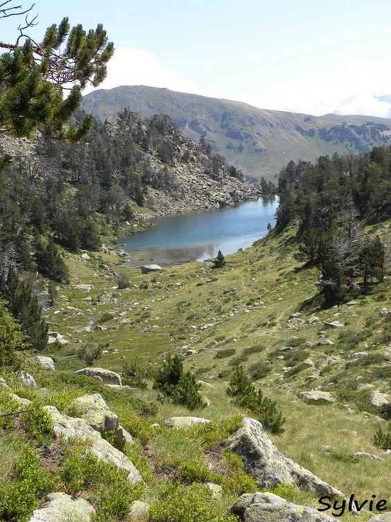Lac de l'Ours / Cirque d'Estaubère / Réserve du Néouvielle / Hautes-Pyrénées