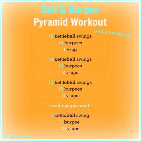 27 Best Images About Pyramid Workouts On Pinterest: Pinterest • The World's Catalog Of Ideas