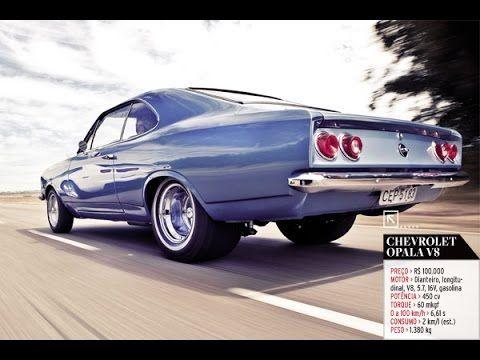 8 Opalas Os Mais Lindos Youtube Opalas Camaro Chevrolet Camaro