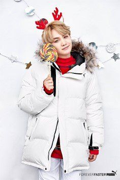 [BLOG] BTS X PUMA - WINTER SURVIVAL (Down Jacket):