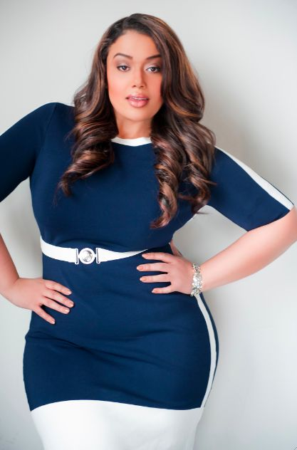 Image result for She Embraced the Curvy Lines on a Tight Tunic