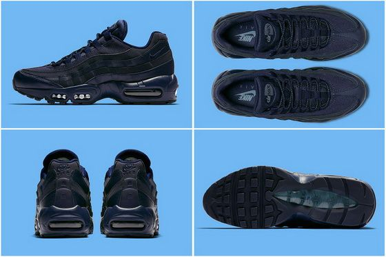 Air Max 95 Essential Midnight Navy