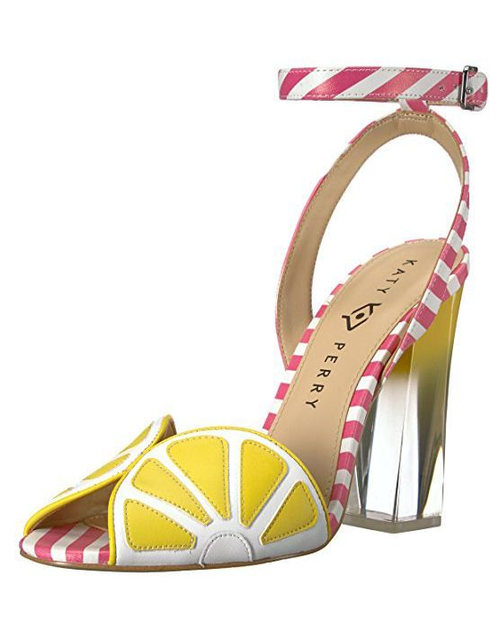 Katy Perry The Citron Sandal | Perry shoes, Katy perry, Heels