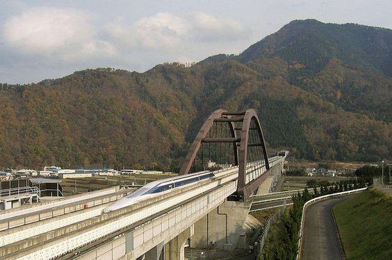 Japon: un train atteint la vitesse record de 603 km/h