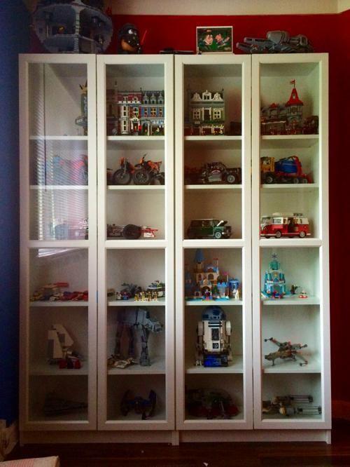 lego aufbewahrung lego display case