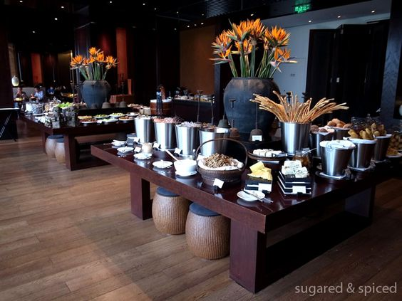 Shanghai puli hotel jing 39 an brunch buffet shanghai for X furniture shanghai