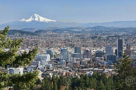 Beautiful Portland
