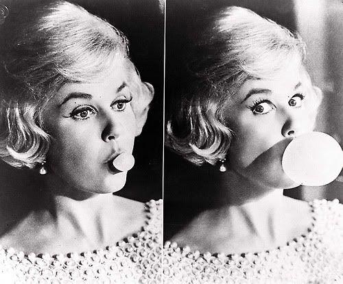 Doris Day- a little bit calamity, a little bit darling, a big bit adorable: