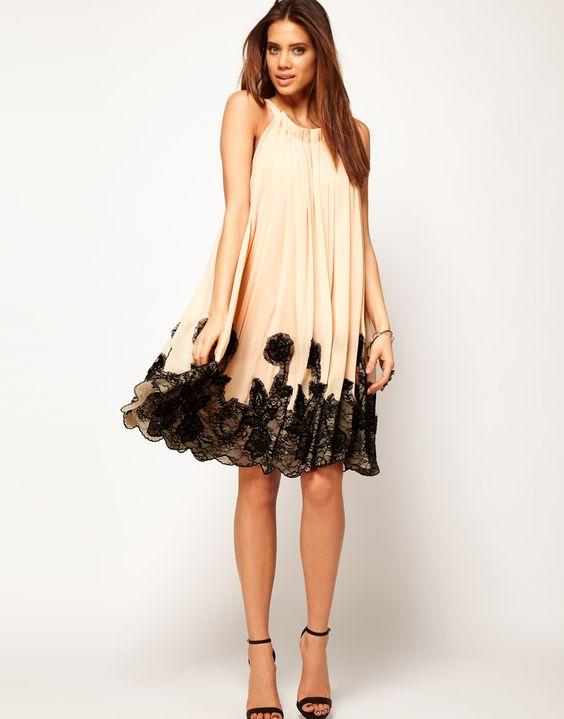 carraway embellished swing dress 2
