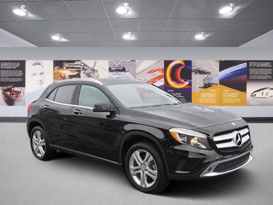 Certified pre owned 2016 mercedes benz gla gla 250 4matic for Pre owned mercedes benz suv