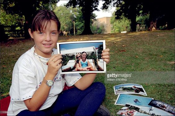 Marion Talks About His Friend Diana / Gb On September 18th, 1997 - In Belgium