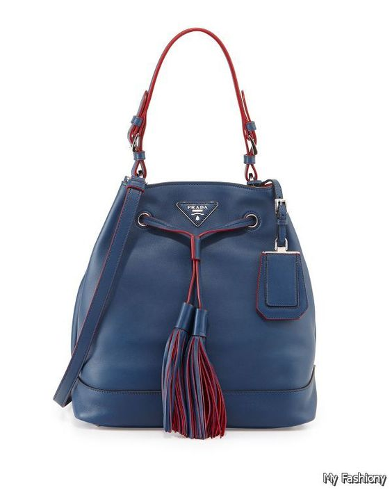 prada black leather backpack - Prada Bucket Bag 2014 Collection 2015-2016 | Fashion Trends 2015 ...