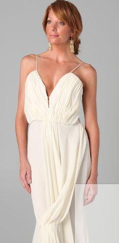 Katie Ermillio dress