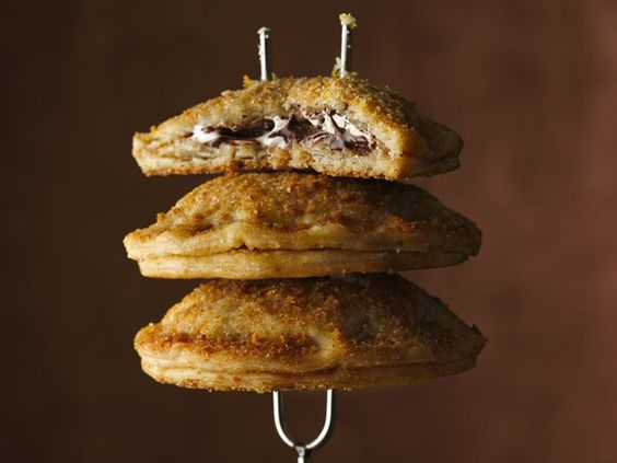 Mini S'mores Hand Pies - Forget McD's - you can make your own.