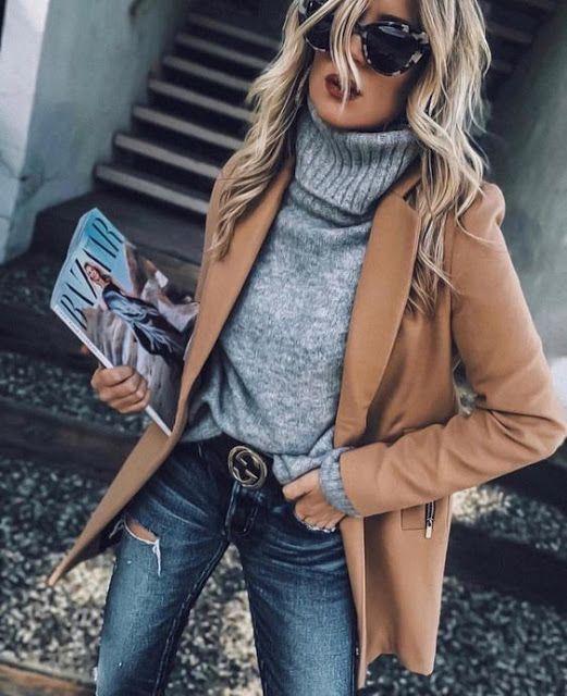 Cómo vestirte este otoño con un modelo casual - El Cómo de las Cosas