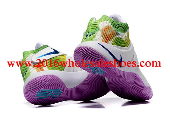 "NIKE KYRIE 2 ""EASTER"" BASKETBALL SHOES"