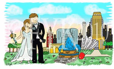 Kansas City Skyline :)