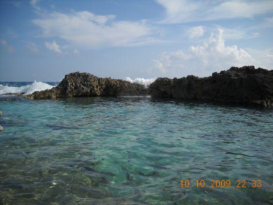 Ocean, Isla Mujeres, Mexico